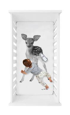 mylittlelove, crib, crib sheet, crib sheets, cot, cot sheet, cot sheets, baby spannbettlaken, babylaken, baby, nursers, mint, nurseryinspo, nursery decoration, barnrum, kinderkamer, kinderzimmerstyling, kinderzimmerdeko, babyzimmer, babyroom, love you to the moon and back, quote, quotes, gender neutral, magazine cover, instyle, magazine, interior, interiorinsp, fitted sheet, fitted crib sheet, bambi, baby deer, love you deerly, dearly, Baby Reh, Reh