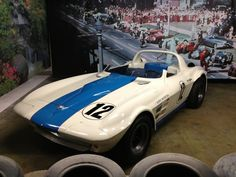 1963 Corvette Grand Sport Roadster