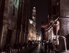 """1000 Years - A photo by Esmat Morshedy https://500px.com/esmatmorshedy It is the oldest street in Egypt, full of life and architecture buildings since more than 1000 year, El Moez Street.  I have like thousand stories about this street, but I will tell you just a few for now in a brief, that street used to be the most important street in Cairo 1000 years ago, beside it magnificent mosques, schools houses and Sabile / fountain  """"free drinking water system"""" , shops and stores of  different…"""