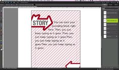 Here's a video showing you how to add journaling blocks to predesigned PNG card files and then how to create an 8.5 x 11 template file you can use again and…