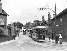 Burton upon Trent, 1913