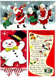 Christmas images to print.  LOVE!