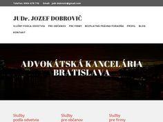 Advokátska kancelária JUDr. Jozef Dobrovič