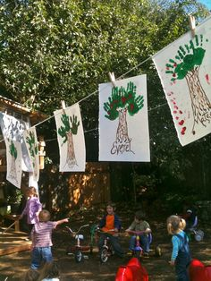 Great Apple Tree Craft