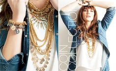 Foschini | Summer Trend Guide 2014 Beauty Lookbook, Africa Fashion, Summer Trends, Fashion Beauty, Chain, African Fashion, Chain Drive