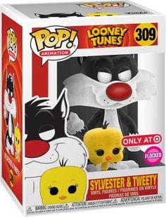 Funko Pop Dolls, Funko Pop Figures, Pop Vinyl Figures, Funk Pop, Sylvester Tweety, Les Looney Tunes, Carl Y Ellie, Bubblegum Pop, Pop Figurine