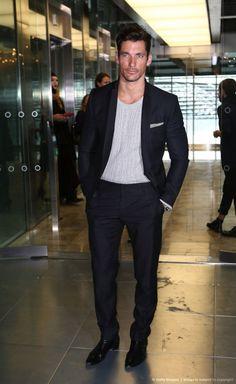 Men of style: David Gandy   Male Extravaganza