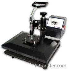 Swing-Away Heat Press Machine