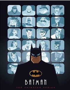 I've been seeing this on Instagram for a few days now. I don't know who the artist is. This show is really one of the best Batman portrayals on screen. : batman
