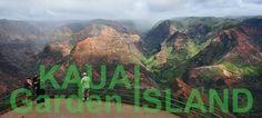Kauai - Garden Island, Hawaii
