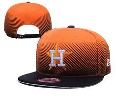 Men s Houston Astros New Era Orange Navy MLB Line Fade Snapback Hat Mlb  Baseball Caps e7386f0175ab