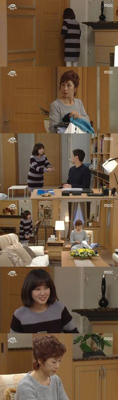"""[Spoiler] """"Father, I'll Take Care of You"""" Kim Hye-ok suspects Lee Tae-hwan and Park Eun-bin"""