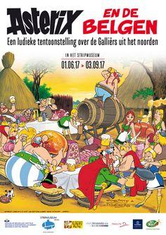 Asterix en de Belgen - W.B.
