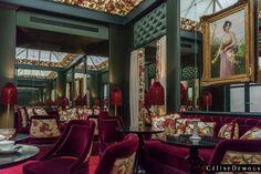 Bar de la Maison Souquet : l'univers feutré d'une ancienne maison close - Silencio