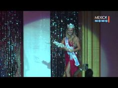 The grand finale of Miss Latin America 2013
