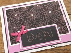How to use pearlescent embossing powders