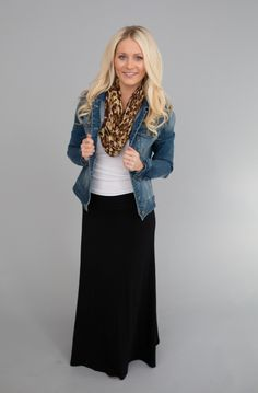 Magnolia Boutique Indianapolis - Solid Maxi Skirt- Black, $36.00 (http://www.indiefashionboutique.com/solid-maxi-skirt-black/)