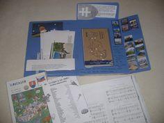 Evropa - lapbook Slovensko
