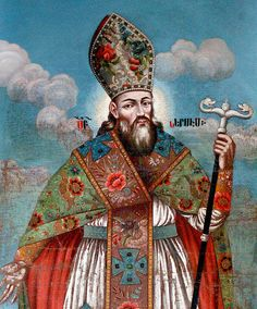 Saint of the Day – November 19 – St Nerses the Great – Bishop & Martyr Died in 373 #pinterest The father of St. Isaac the Great. A native of Armenia, he studied in Cappadocia and wed a princess who gave birth to Isaac. After she died, he served as a chamberlain in the court of King Arshak of Armenia. In 353 he was made Catholicos of the Armenians. Nerses devoted much effort to reforming the Armenian Church, including ...................| Awestruck Catholic Social Network