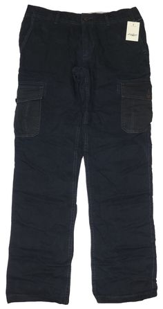 lucky brand mens belt leather fabric silvertone buckle navy blue lucky brand mens pants cadet cargo military paratrooper black 36 32 new 89 50 luckybrand