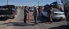 Residentes del valle no creen en la CFE, mantendrán bloqueo carretero