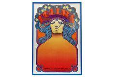 Original 1970 Follies Broadway  Poster  on OneKingsLane.com