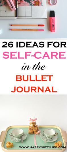 Making time for yourself is nearly impossible when you have million other things to do. These self-care bullet journal page ideas are simple to do and will make it easier to get some me time.