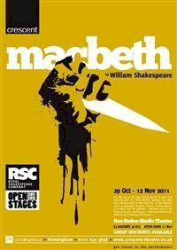 Crescent Theatre Company, RSC Open Stages Macbeth (2011)