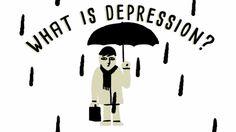 「うつ病」と「憂うつ」の違いをイラストで分かりやすく説明したムービー - GIGAZINE