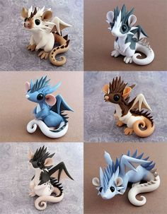 Mouse Dragons