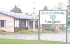 Otsego County, Michigan medical marijuana dispensaries busted