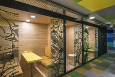 Ironhide Game Studios offices by Martinez Rudolph Architects, Montevideo – Uruguay » Retail Design Blog