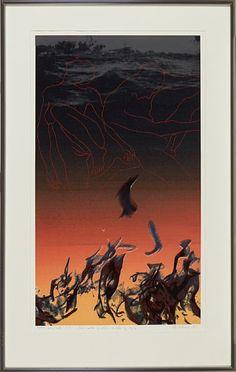 """Per Kleiva """"Som vatn og eld , er du og eg"""" 1981 Pop Art, Kunst, Pictures, Art Pop"""
