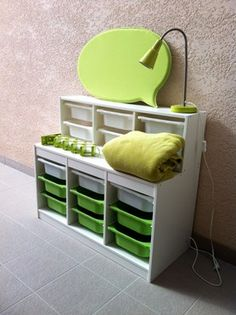 1000 images about chambre enfants on pinterest ikea for Mobile trofast