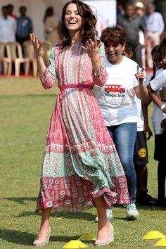 Pin for Later: 6 modische Highlights von Kate Middleton's Trip nach Indien