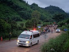 Rescue efforts were ongoing for the 12 boys and their coach, who have been trapped since June 23 by floodwaters in a dark, six-mile-long cave system in northern Thailand. Northern Thailand, Soccer Coaching, 25 Years Old, Team S, Nbc News, Navy Seals, Local News, Soccer Players, Thing 1 Thing 2
