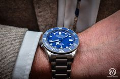 Tudor Pelagos Blue with new In-House movement