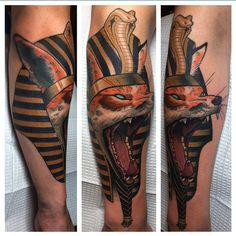 @michaeljtattoos #neotrad #neotraditional #tattoo #tattoos #tattooart #art #artist #tattooer #tattooist #traditional #new