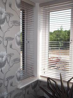Venetian Blinds for living room/kitchen? http://www.theshutterguy.net