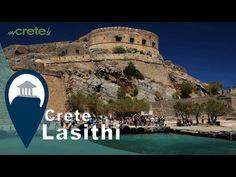 Crete   Spinalonga Guide Tour - YouTube