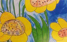 Mrs. Allen's Art Room: Undercover Chameleons