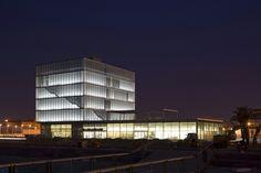 Edificio Oficinas EXPO2008 Zaragoza_Basilio Tobías