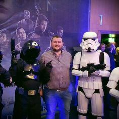Have you read our #RogueOne blog yet? Be sure to read the Irish Premiere review :D #IfIWereAToy >> http://ift.tt/2ir1qlo  #smyths #smythstoys #smythstoyssuperstores #toystagram #heyletsplay #ifiwereatoy #oscar #love #uk #ireland #toys #fun #instagood #winter #holidays #december #christmas #lego #batman #funny #comedy #movies
