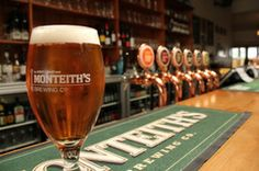Monteiths at the Star and Garter Hotel #kiwihospo #StarandGarterHotel #KiwiHotels