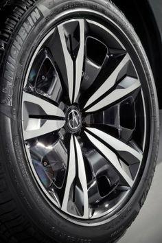 Acura MDX Concept Wheel