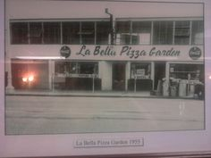 La Bellas Pizza, Chula Vista, CA