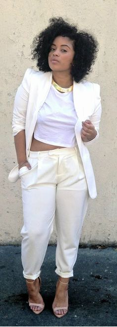 All White Affair -   Amour Veroo