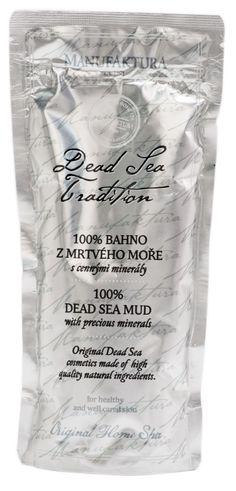 Regenerative 100% Dead Sea Mud with Precious Minerals