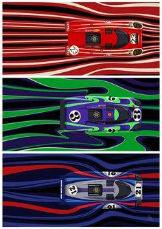 Porsche 917 - My Porsche - Auto Auto Poster, Car Posters, Porsche Autos, Porsche Cars, Vintage Racing, Vintage Cars, Vintage Vespa, Jaguar, Classic Race Cars