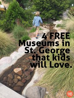 4 FREE Museums in St. George that kids will Love   Road Trippin'   The Salt Project   Things to do in Utah with kids